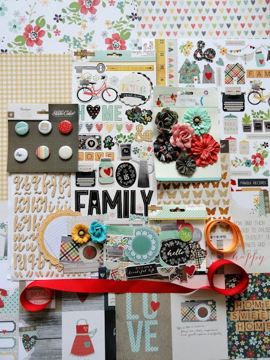 My Creative Scrapbook May Kits Revealed