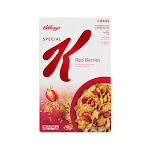 Special K Red Berries Cereal, 37oz box 43 oz. - 2 Bags
