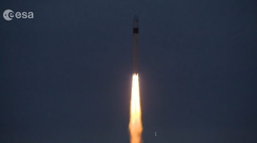 Sentinel-3B Land & Ocean-Sensing Satellite Delivered to Orbit by Russian Rockot Booster – Copernicus