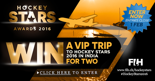 Hockey Stars 2016 Competition