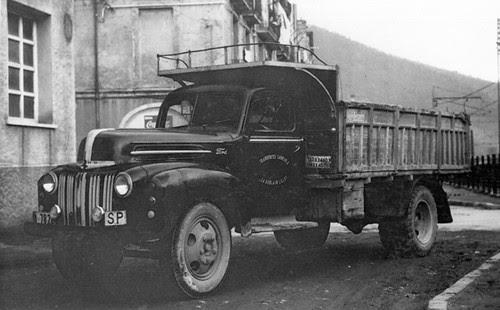 Ford de TRANSPORTS CAPDEVILA de Ripoll (Ripollès)