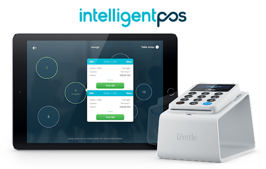 POS reinvented | iZettle app