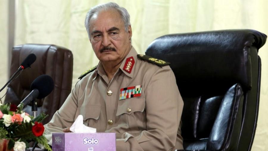 Λιβύη: Ο στρατάρχης Haftar διατάσσει τα στρατεύματά του να κλιμακώσουν τις επιχειρήσεις για την κατάληψη της Τρίπολης