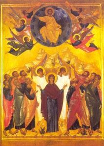 A Virgem Maria é o coração amoroso e orante, que não se vê, mas tudo move.