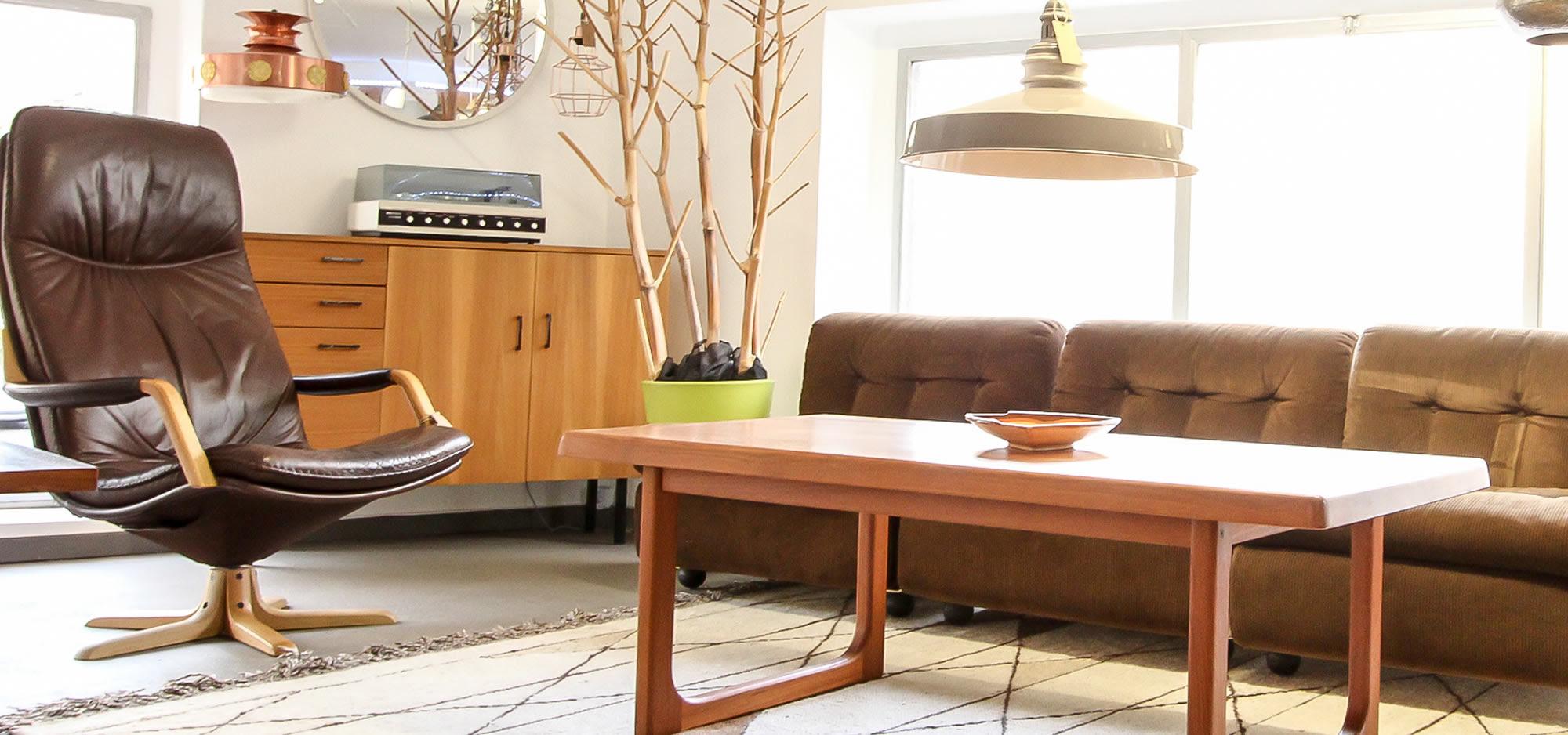 secondhandmöbel - vintage möbel - möbel-designklassiker