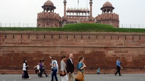 India relaxes visas to boost tourism