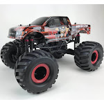 8965 Hyper Lube 1/10 Scale 4WD RTR Monster Truck MT-Series