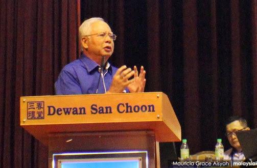 Skandal terbaharu: Najib arah anugerah kontrak RM1.25 bilion