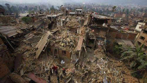 A Force for Good: How Digital Jedis are Responding to the Nepal Earthquake (Updated)