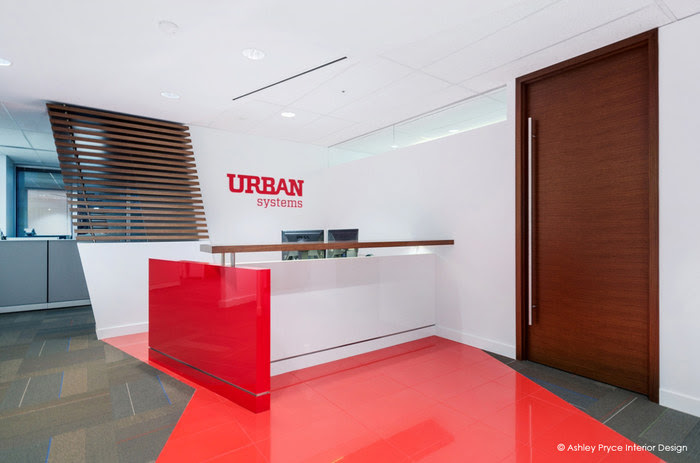 The New Urban Systems' Surrey Offices - Office Snapshots