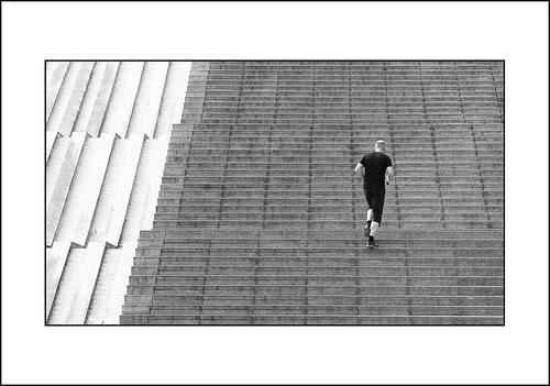 stairs by hans van egdom