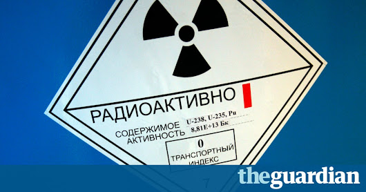 Russian nuclear facility denies it is source of high radioactivity levels | World news | The Guardian