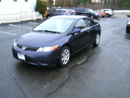 Used 2006 Honda Civic for Sale in Coventry RI 02816 Auto Village