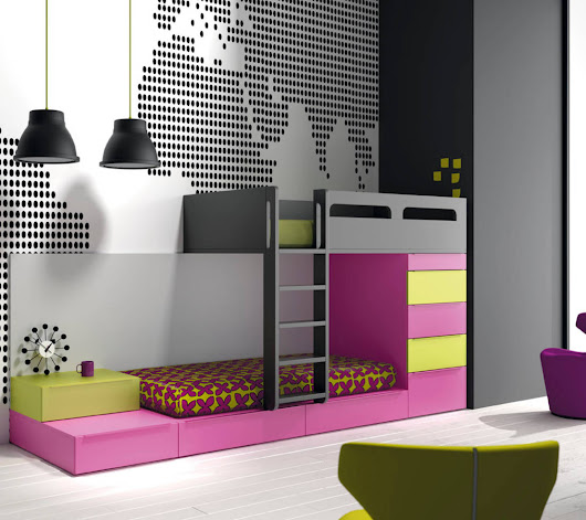 7 Beautiful accessories for a childrens room