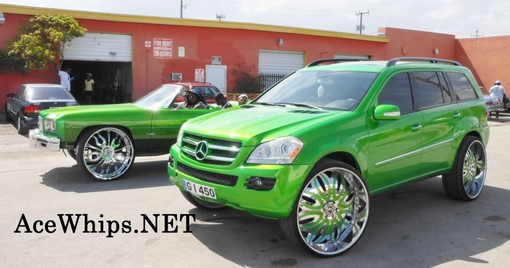 Ace 1 Gi Joe S Whip Game Gl450 Benz On 30 S Forgiatos N