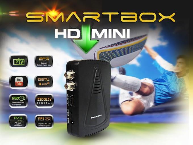 ATUALIZAÇÃO – SMARTBOX HD MINI – 11/03/2014.