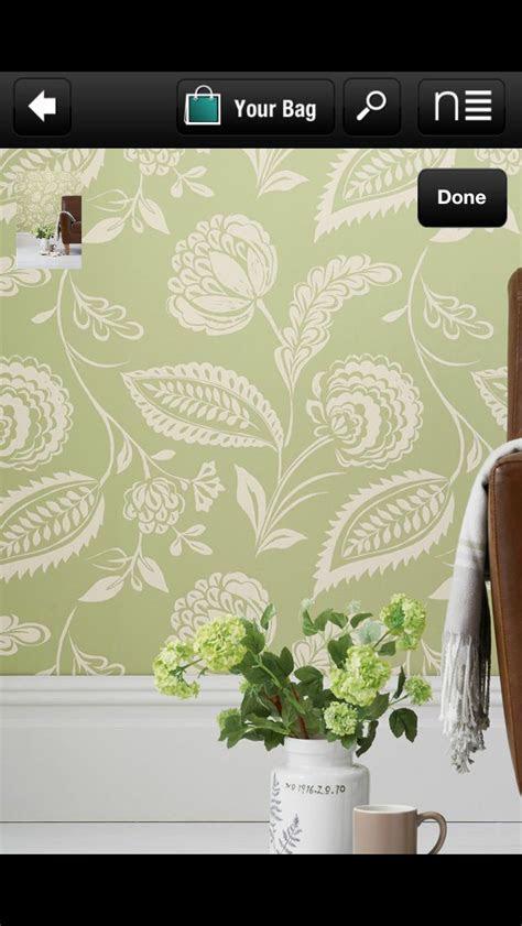 wallpaper feature wall living room ideas pinterest