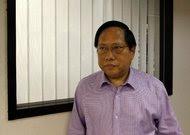 香港立法会委员、知名律师何俊仁。
