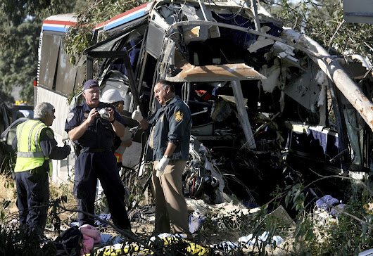 Greyhound not to blame for 2010 Fresno bus crash that killed six