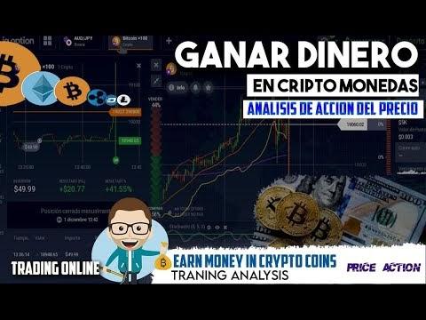 GANAR DINERO $$$$ en CRIPTOMONEDAS Analisis ACCIÓN DEL PRECIO / EARN MON...