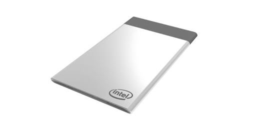 Intel Compute Card : Credit Card Sized Computer - Gadgetscanner