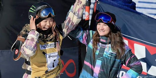What Have Snowboarders Kelly Clark And Chloe Kim Learned From Each Other?
