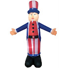 Morris Inflate Uncle Sam 6 ft