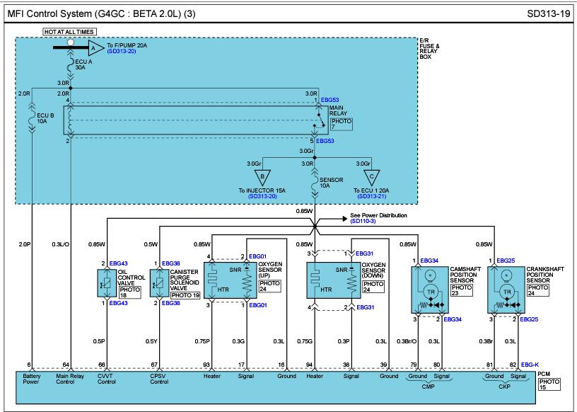 2010 kia soul wiring diagram image 8
