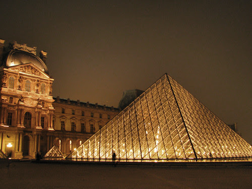 An Evening at the Louvre