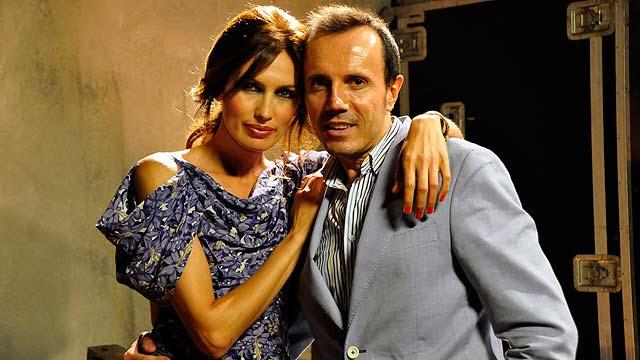 Más Gente - Nieves Álvarez se estrena este sábado en 'Solo Moda'