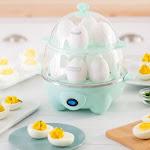 Dash Deluxe 12 Egg Cooker-Aqua