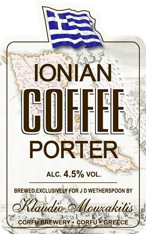 Ionian coffee