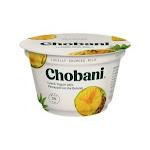 Greek Yogurt on the Bottom Pineapple Chobani 5.3oz (PACK OF 12)