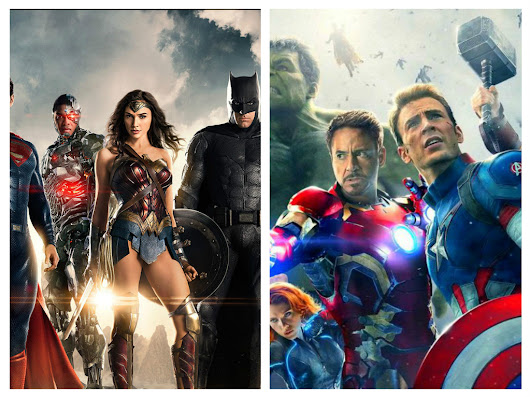 DC v Marvel Cinematic Universe