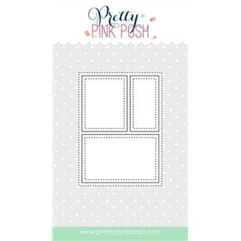 Pretty Pink Posh STORYBOOK 1 Steel Craft Dies PPPD015
