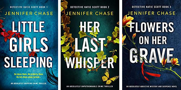 Last Girls Alive series