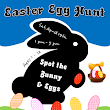 Flyer Design with Microsoft Word 2010 - Beginner Tutorial showing How to Make an Easter Egg Hunt Flyer 2: Document Setup to Text Box Transparency