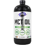 NOW Foods NOW Sports MCT Oil 32 fl oz