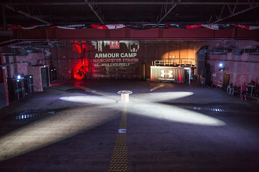 Armour Camp Manchester | The Events Structure
