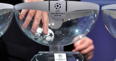 Champions League Last 16 Draw: Chelsea vs Barcelona & Real Madrid vs PSG