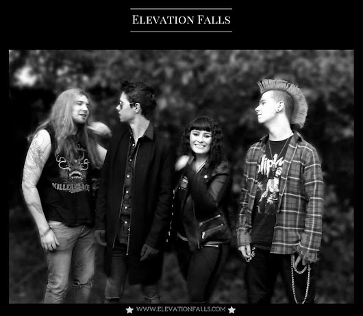 Elevation Falls and the Birth of a New Rock era in Ireland