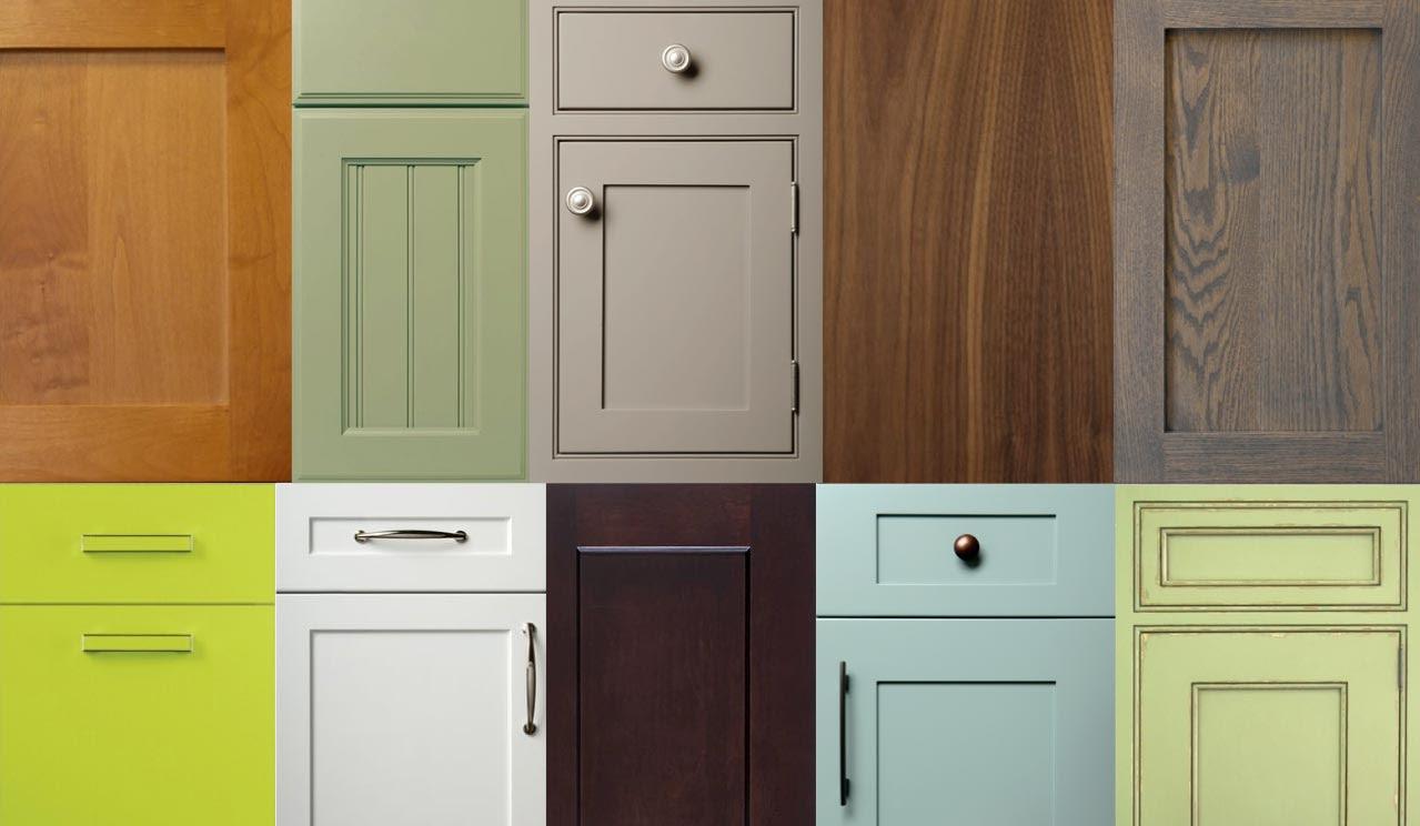 15 Cabinet Door Styles for Kitchens — Urban Homecraft