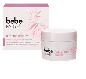 bebe MORE Produktkomposition