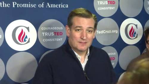 Ted Cruz says Donald Trump is throwing a 'Trumper tantrum' over Iowa lost | Watch News Videos Online