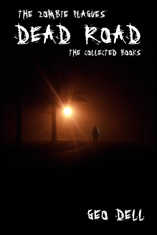 The Zombie Plagues Dead Road: The Collected books.
