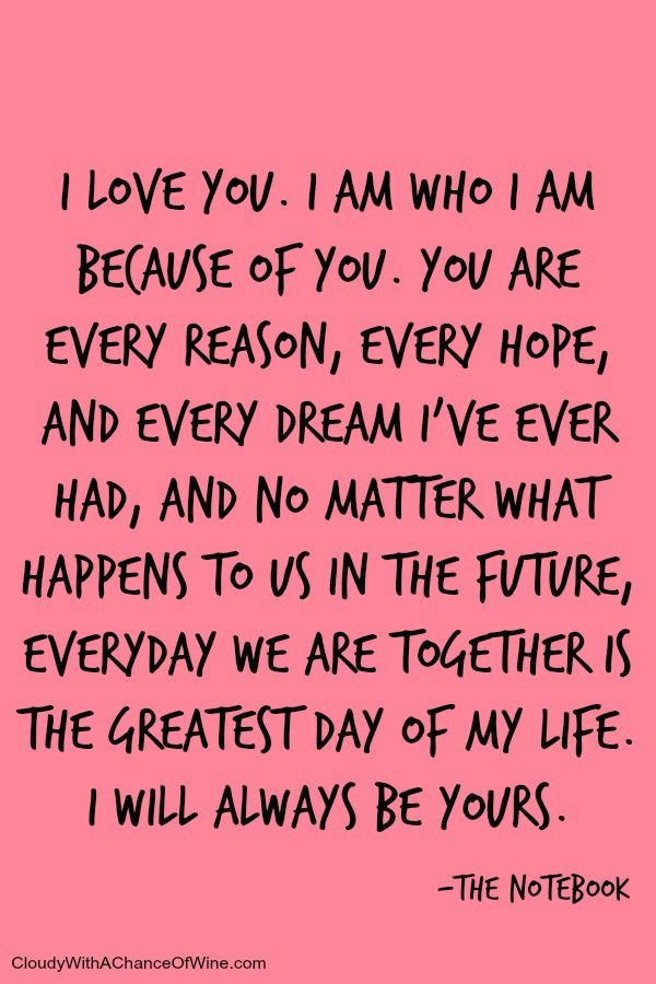 luadeneonblog Inspirational I Love You Quotes