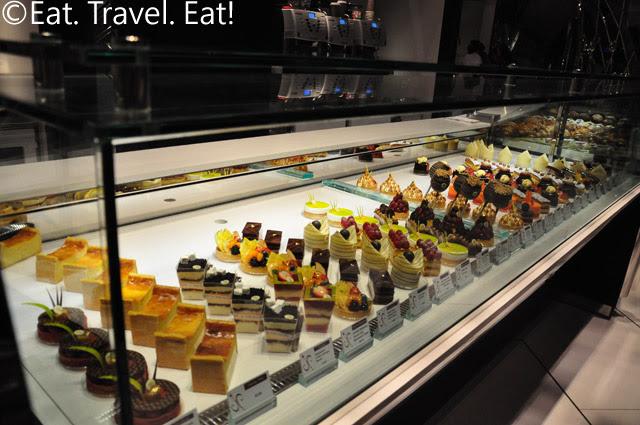 Jean Philippe Patiserrie Desserts Aria