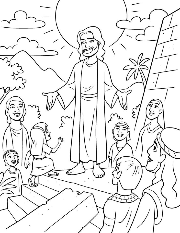 5700 Lds Coloring Pages Christmas Pictures