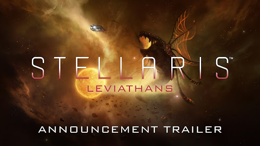 Stellaris: Leviathans Story Pack - Announcement Trailer - YouTube