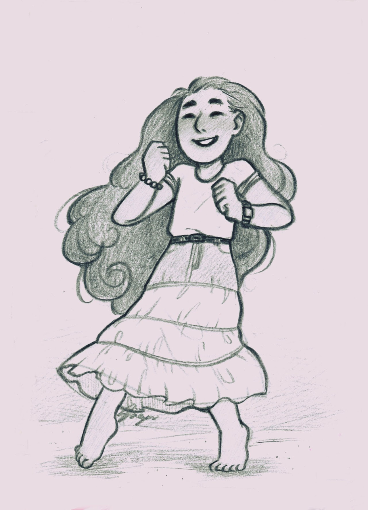 dancing connie ♪ check out my commision page!